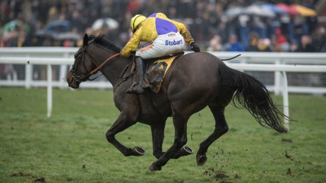 Betfair Hurdle Review – The Stand-Out Stat