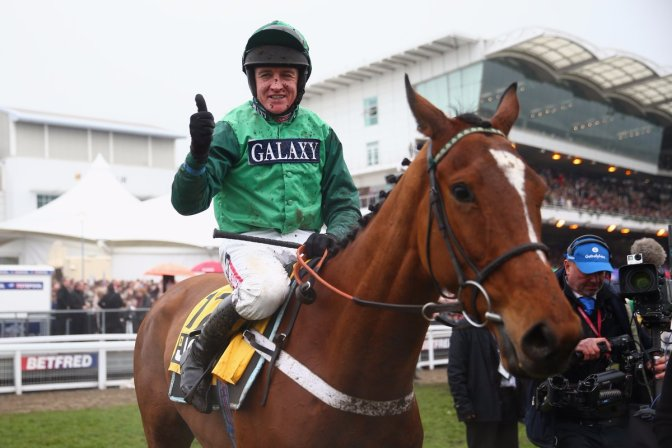 The Triumph – A Champion Hurdle Trial?
