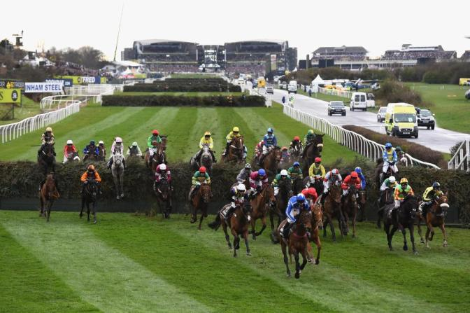 Grand National Entries Released